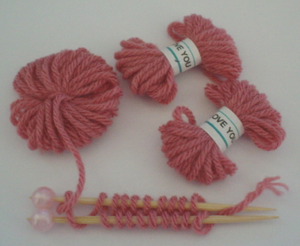 3d Knitting Set